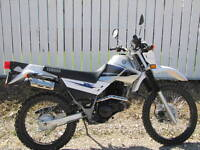 2004 Yamaha XT LOW klms