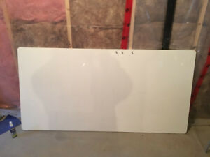 Moving Sale Furnitures(White Board, Desk&Chair)
