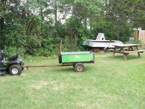 Trailer, for sale