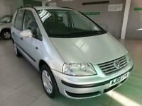 2006 Volkswagen Sharan 1.9TDI PD automatic | silver | cheap cars bargain