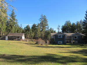 Private Sale: House on Acreage