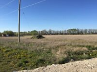 land for sale in East Selkirk, Mb