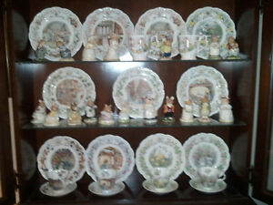 Royal Doulton Brambley Hedge and Beatrix Potter Peterborough Peterborough Area image 1