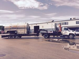 PICKER TRUCK FOR HIRE !! HOT TUB, SHEDS, SAFES, ECT