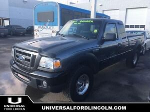 2007 Ford Ranger FX4/LVL II 4X4 SuperCab w/Air Conditioning, 4.0