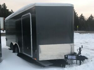 2019 8.5X18STVTA35 Legend Cyclone  Cargo Trailer
