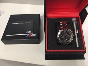 BMW M Chronograph Watch Automatic