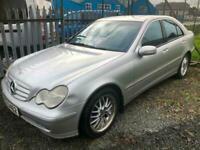 Mercedes-Benz C270 2.7TD auto 2004MY CDI Avantgarde SE