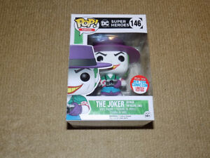 FUNKO POP THE JOKER KILLING JOKE, 2016 NYCC EXCLUSIVE, FIGURE