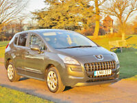 2011 (61) Peugeot 3008 Crossover 1.6HDi Active Navigation