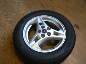 LIKE NEW *** 4 TIRES AND WHEELS *** $250.00