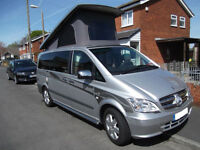 AUTOSLEEPER WAVE, 4 BERTH MERCEDES CAMPER, PREMIUM PACK, IMMACULATE