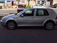 MK4 VW Volkswagen Golf V5 2.3L excellent condition manual petrol offers welcome