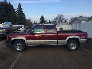 2004 Chevrolet 2500 low kms