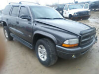 FOR PARTS2002 DODGE DURANGO @PICNSAVE WOODSTOCK Woodstock Ontario Preview