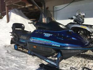 Ski-doo Grand Touring 700
