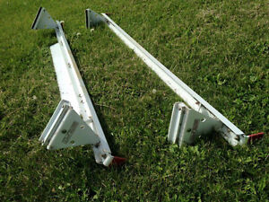 EUC LIGHT DUTY ROOF RACKS, need gone asap!