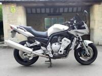 Yamaha Fazer FZS1000 2005