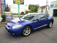 2006 Mitsubishi Eclipse GS 5 Speed 111,000k Safety/E-tested! Kitchener / Waterloo Kitchener Area Preview