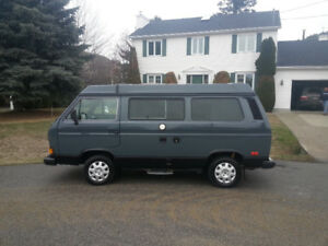 87 Westfalia - tons of updates