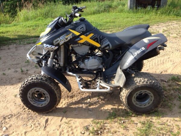 Used 2004 Bombardier ds650