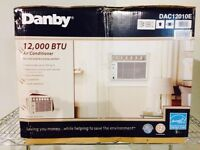 Brand new window air conditioner for sale