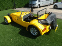 WESTFIELD KIT CAR / 1995 / 1998CC FORD PINTO / NEW TYRES / 9381 MILES