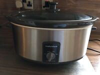 Murphy Richards large slow cooker