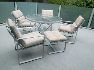 6 piece patio dining set