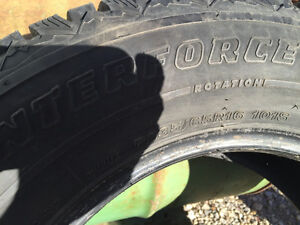 Firestone Winter Force P235 / 65/R16 Stratford Kitchener Area image 3