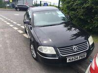 Volkswagen Passat 1.9 TDI manual diesel 2004