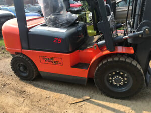 Value diesel forklift 5000lb, 6000lb, or 7000lb