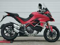 Ducati Multistrada 1200S Touring - Excellent one owner example, only 8445 miles