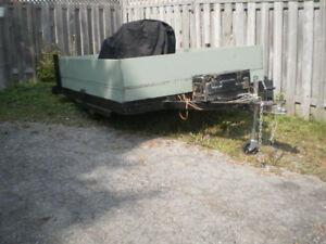 utility or atv trailer