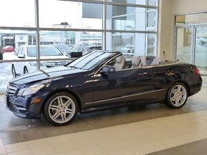 Mercedes-Benz E-Class * E350 * CABRIOLET * 2013