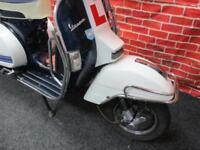 PIAGGIO VESPA PX 125cc TWO STROKE LOADS OF EXTRAS