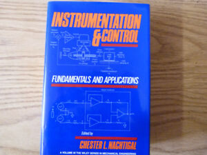 Instrumentation and Control   Book