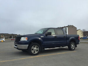 2007 Ford F-150 Crew cab Camionnette 4x4