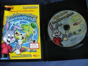 CDrom Lapin Malin Le globe magique West Island Greater Montréal image 3
