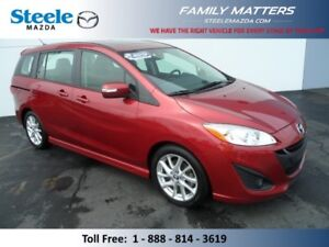 2013 Mazda MAZDA5 GT Own for $134 bi-weekly with $0 down