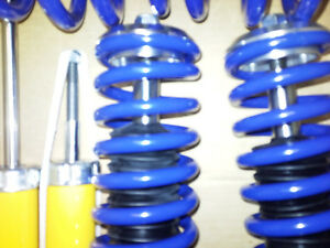 Coilovers TuningArt - BMW E46 - 318i 320i 323i 325i 328i 330i