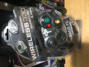 NEW Wireless GameCube Controller