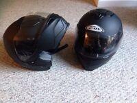 ZOX helmet, 1 left.