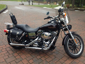 Harley Davidson Dyna Low Rider $8,900 OBO - must be seen