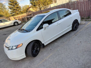 Honda Civic Si Manual 2008