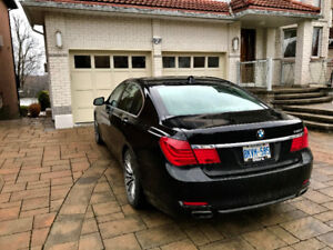 2011 BMW 7-Series 750i xDrive Sedan Excellent Condition