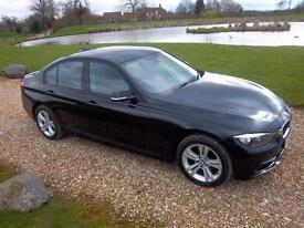 2014 / 14 BMW 320 2.0TD ( 184bhp ) ( s/s ) Auto 2013MY d Sport