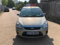 Ford C-MAX 1.6 16v 100 2009.5MY Style