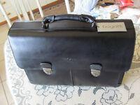 Sac en cuir neuf Bugatti 5430 new leather briefcase