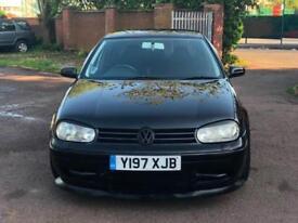 Volkswagen Golf Cross